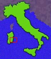 Italia - Località : Ogliastra ( Sardegna : Nuoro )