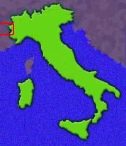 Italia - Località : Cesena Torinese ( Piemonte : Torino )