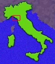Italia - Località : Ameglia ( Liguria : La Spezia )